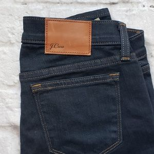 J. Crew Jeans - NWT J. Crew Toothpick jean in classic rinse 27P